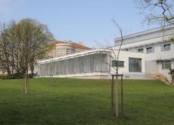VFU v Brně - pavilon aviární medicíny