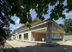 Vila Stassni - rekonstrukce